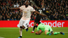 Manchester United stun PSG in Paris to reach Champions League quarterfinal