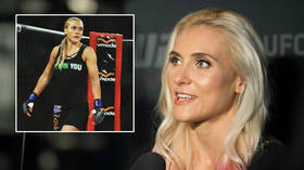 Russian UFC star Yana 'Foxy' Kunitskaya auctions 'sexy bloody shirt' to help autistic girl