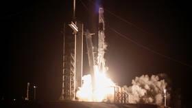 'We always admired your tech!' Elon Musk & Roscosmos chief trade praise over CrewDragon success