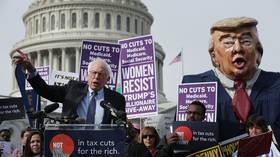 MSNBC panelist says Bernie should embrace capitalism because his father fled Nazis. Wait, what?