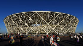 Volgograd Arena named best stadium of 2018 by fans' poll (PHOTOS/VIDEO)