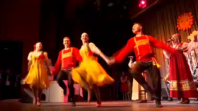 Time for peace: Russian communities in Syria rejoice to celebrate spring folk festival