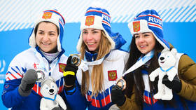 Trio triumph! Russian biathletes claim all 3 podium places in mass start at Krasnoyarsk Universiade