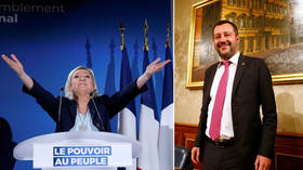 Eurosceptic parties set to double seats in EU Parliament after May elections – poll