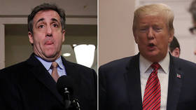 Liar, liar: Trump & Cohen exchange insults about supposed request for formal pardon
