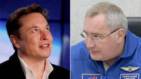 'Hard to argue with Elon': Roscosmos head taunts Musk's praise of Russian rockets