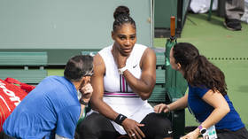 'Extreme dizziness, extreme fatigue': Serena Williams exits Indian Wells due to viral infection