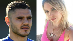 'I repeat: Mauro wants to stay': Wanda Nara insists husband Icardi does not want out at Inter