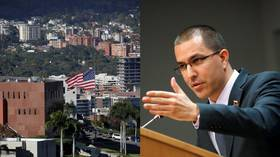 Final countdown: US diplomats given 72 hours to pull out of Venezuela