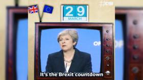 #ICYMI: It's the Brexit countdown!