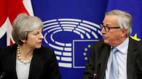 Brussels didn't blink: Walls closing in on Britain as Brexit mayhem escalates