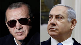 'Dictator' v 'tyrant': Erdogan & Netanyahu trade insults in public spat over who is worse… again
