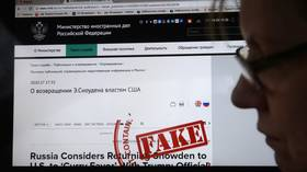 Russian Senate approves rules on fighting 'fake news' & other misinformation