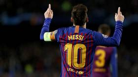 'He is from another planet': Messi makes his move in never-ending GOAT battle