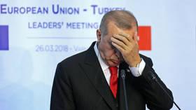 European Parliament formally asks to freeze Turkey's EU accession talks, sparking anger in Ankara