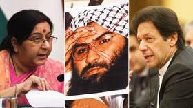 If Khan is so 'generous', he should hand over terrorist leader Azhar – Indian FM