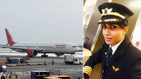 Air India's youngest Boeing 777 commander inspiring the next generation of female pilots