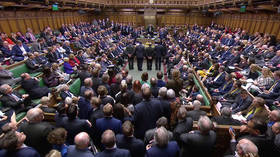 British MPs vote on amendments ahead of key Brexit vote on Article 50 extension (VIDEO)