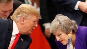 'Should've listened to me': Trump says Brexit debacle could've been avoided if May heeded his advice