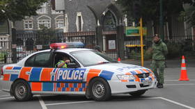 Multiple victims at shootings at 2 New Zealand mosques, 1 shooter in custody
