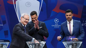 Champions League Quarterfinals Draw Last 8 Learn Their Fates Rt
