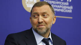Russian businessman Deripaska sues US over 'devastating power' of sanctions