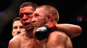 'I don't give a f*ck about the weight!': Conor McGregor responds to cryptic Nate Diaz '185' tweet