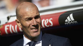 All square - Zinedine Zidane's 1st game back in charge of Real Madrid 0-0 at the break