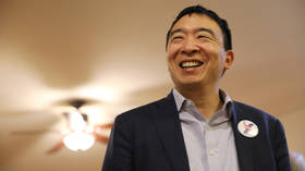 #YangGang: Anti-robot 2020 candidate attracts meme-makers, supporters from left and right