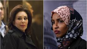 Twitter erupts after Fox News host Jeanine Pirro kicked off the air after attacking Ilhan Omar