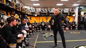 'Take no prisoners!': Conor McGregor delivers inspiring pep talk to NHL's Boston Bruins (VIDEO)