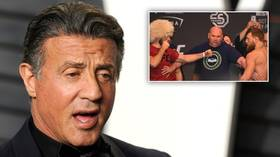 'It will plague him for the rest of his life': Sly Stallone on McGregor's defeat to Khabib (VIDEO)