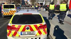 Knife attacker injures 4 staff at Norwegian school