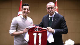 'It will disappoint fans': Ozil reignites political row by inviting Turkish pres Erdogan to wedding
