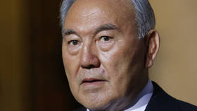 Kazakh president Nursultan Nazarbayev, a key Russian ally, resigns after almost 30 years in power