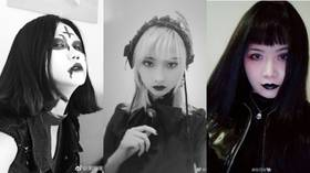 Goths of China UNITE to fight subway discrimination with selfies of DARKNESS