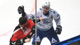 Russian ice hockey team 'finds' reason for Nursultan Nazarbayev resignation