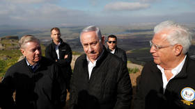 Oil profits grease Trump administration's move to recognize Israeli annexation of Golan