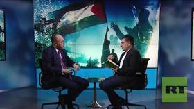 Palestinian ambassador: Netanyahu government is trying to start a RELIGIOUS WAR! (E727)