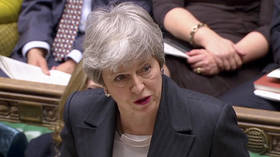May asks EU to delay Brexit until June 30, 'not prepared to delay further' (VIDEO)