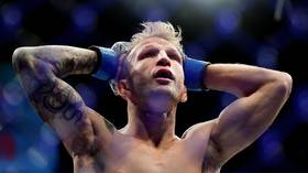 UFC bantamweight champ TJ Dillashaw 'voluntarily relinquishes' title after failed drug test
