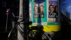 Euroskeptic newcomers unseat Dutch PM's conservative Senate majority in wake of Utrecht shooting