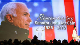 Sen. Schumer seeks to rename Senate office building after 'American hero' McCain