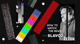 How to Watch the News with Slavoj Žižek