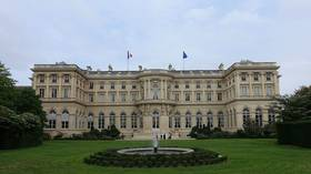 Paris summons Israeli diplomat over 'intrusion' of Israeli forces at French institute