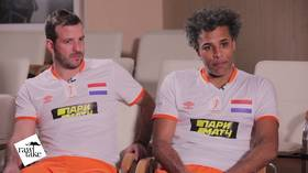 Raw Take: What is wrong with Dutch football? With van der Vaart and van Hooijdonk (E2)