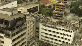Hellbent: 78 Days of Bombing Yugoslavia