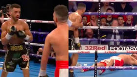 Kissed off: Reporter 'set to take legal action' after boxer Kubrat Pulev's uninvited interview kiss