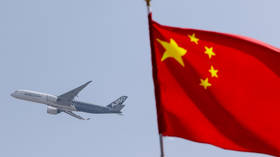 Airbus-Boeing conflict benefits China, France warns