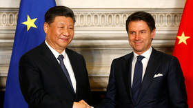 Italian embrace of China's new Silk Road meets abrasive transatlantic double standards